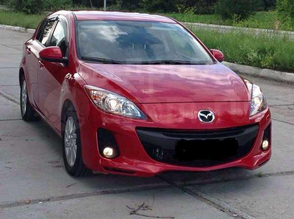 Mazda Mazda3, 2012 год, 580 000 руб.