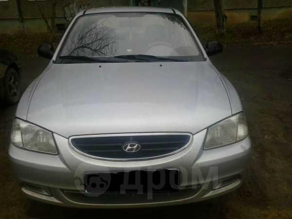 Hyundai Accent, 2007 год, 260 000 руб.
