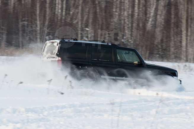 Jeep Commander, 2007 год, 1 350 000 руб.