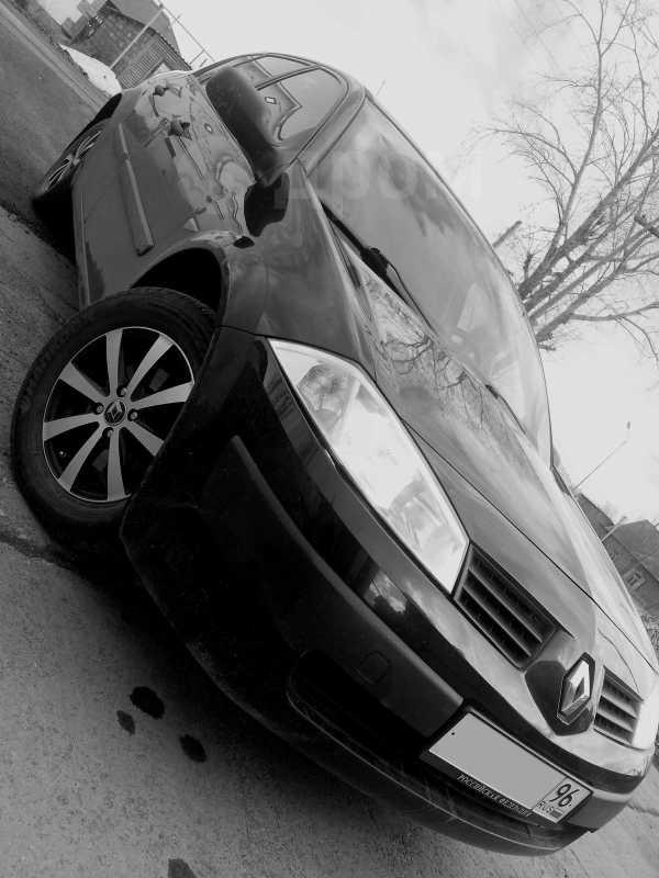 Renault Megane, 2005 год, 263 000 руб.