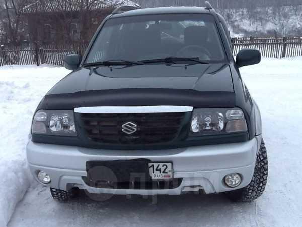 Suzuki Grand Vitara, 2005 год, 599 000 руб.