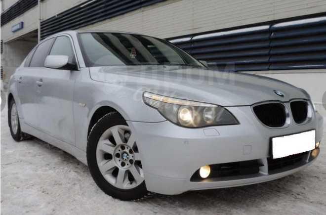 BMW 5-Series, 2006 год, 689 000 руб.
