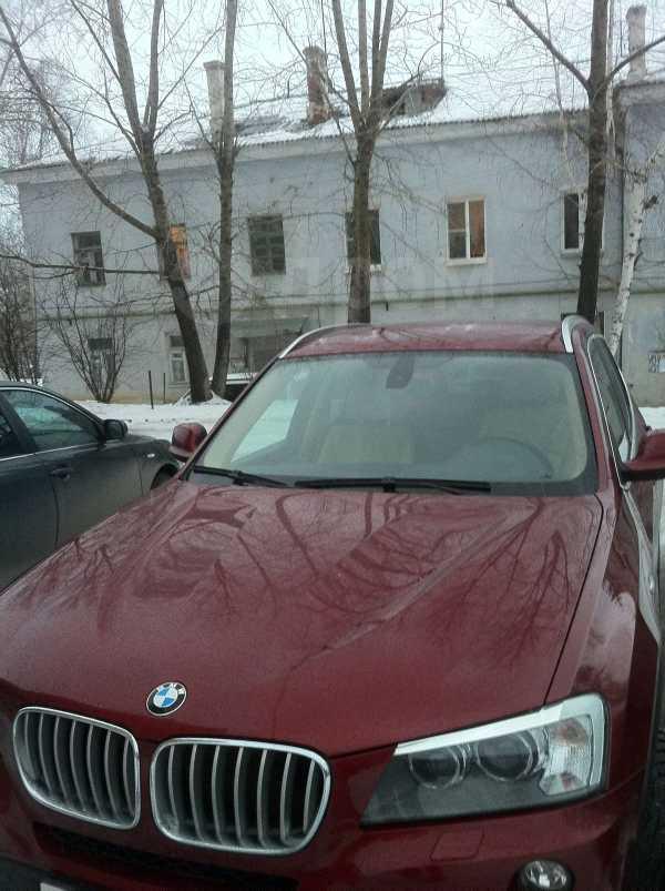 BMW X3, 2011 год, 1 700 000 руб.