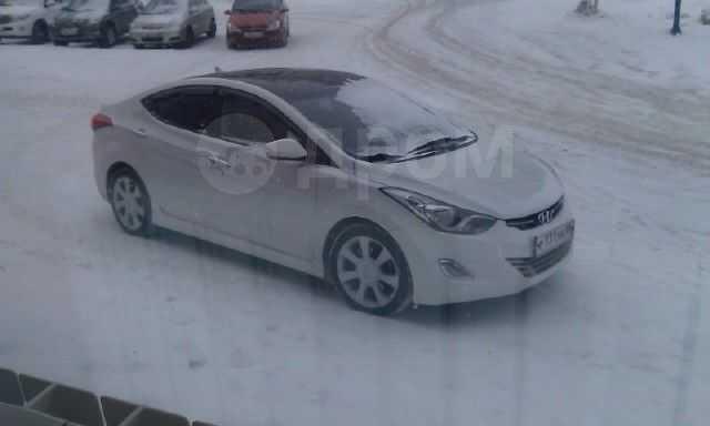 Hyundai Avante, 2011 год, 750 000 руб.