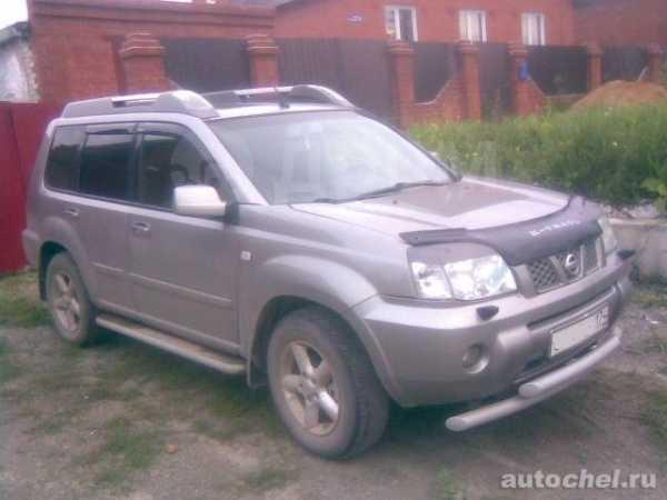 Nissan X-Trail, 2004 год, 510 000 руб.