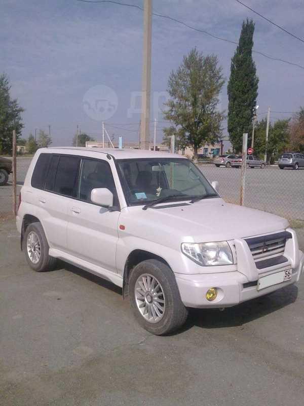 Mitsubishi Pajero iO, 1999 год, 259 000 руб.