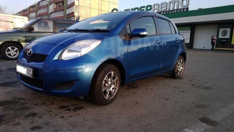 Toyota Vitz, 2009 год, 285 000 руб.