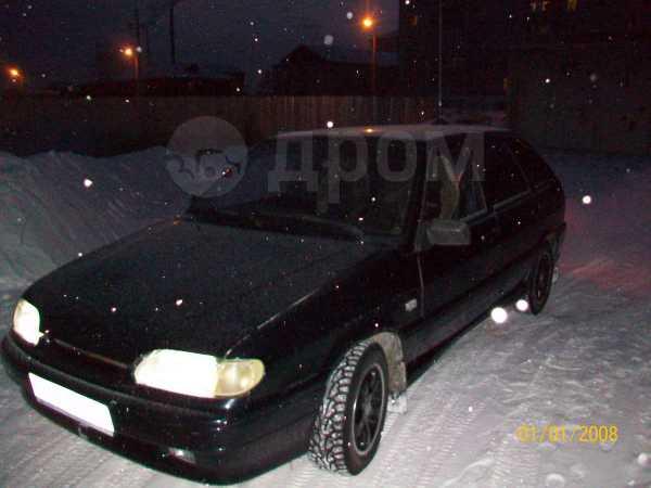 Лада 2114 Самара, 2005 год, 150 000 руб.