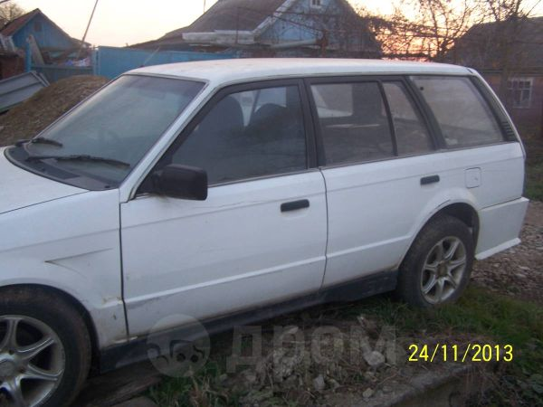 Ford Laser, 1993 год, 55 000 руб.