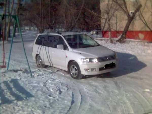 Mitsubishi Chariot Grandis, 1998 год, 150 000 руб.