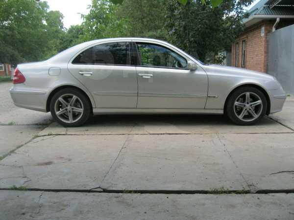 Mercedes-Benz E-Class, 2003 год, 599 999 руб.