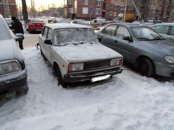 Лада 2105, 2002 год, 16 000 руб.