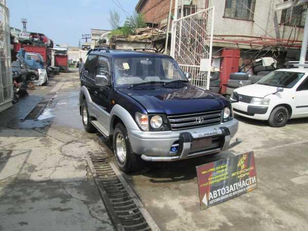 Toyota Land Cruiser Prado, 1998 год, 450 000 руб.