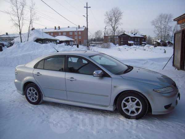 Mazda Atenza, 2003 год, 370 000 руб.