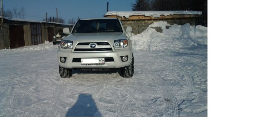 Toyota Hilux Surf, 2007 год, 1 150 000 руб.