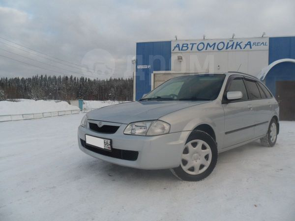 Mazda Familia, 2000 год, 165 000 руб.