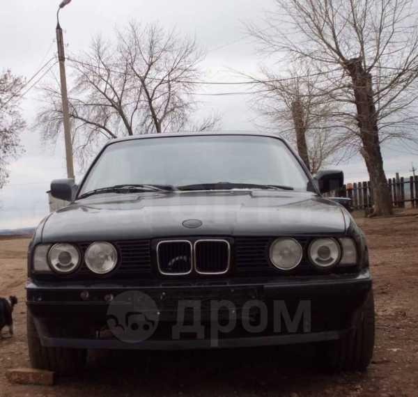 BMW 5-Series, 1990 год, 83 000 руб.
