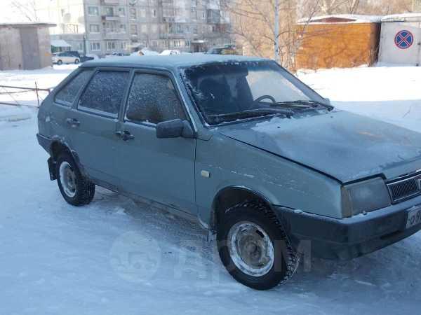 Лада 2109, 1992 год, 43 000 руб.