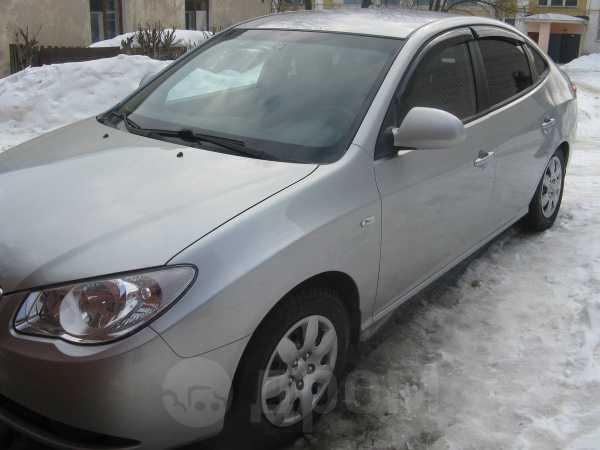 Hyundai Elantra, 2008 год, 390 000 руб.