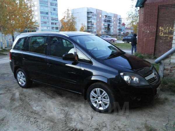 Opel Zafira, 2012 год, 760 000 руб.