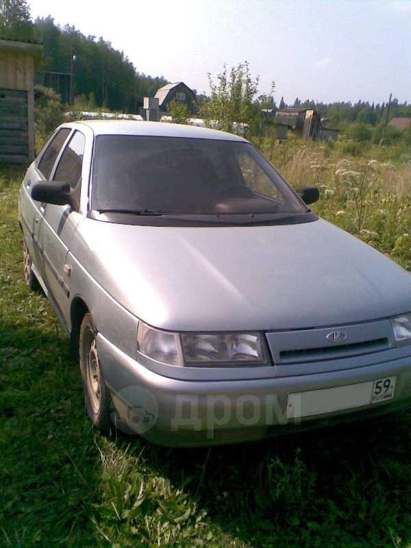 Лада 2112, 2002 год, 90 000 руб.