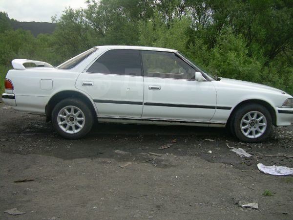Toyota Mark II, 1990 год, 60 000 руб.