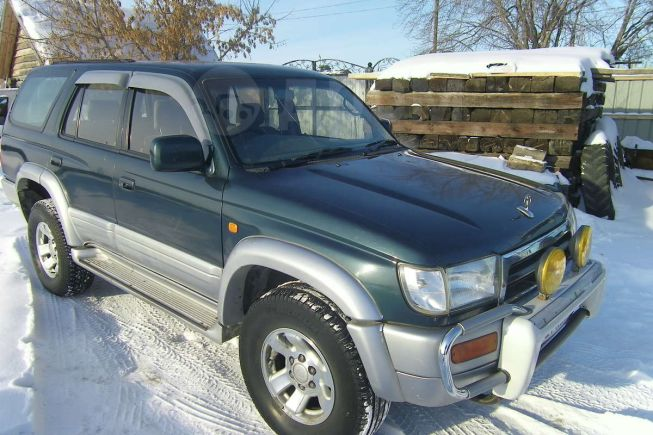 Toyota Hilux Surf, 1995 год, 450 000 руб.