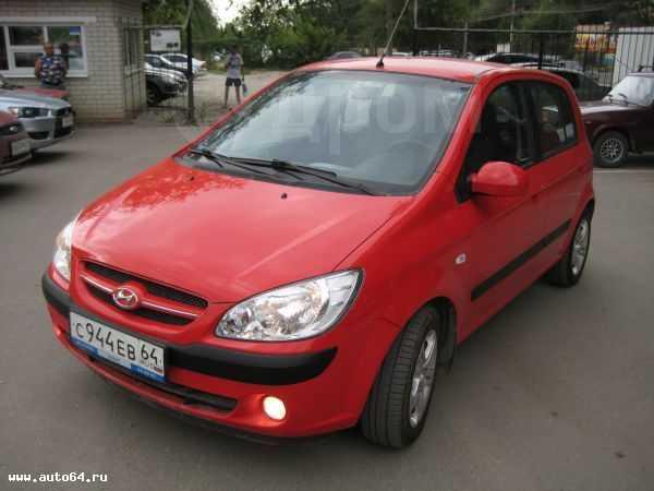 Hyundai Getz, 2007 год, 299 000 руб.