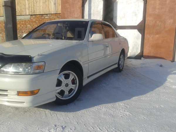 Toyota Cresta, 2001 год, 345 000 руб.