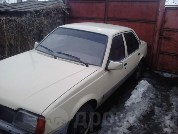 Opel Ascona, 1985 год, 25 000 руб.