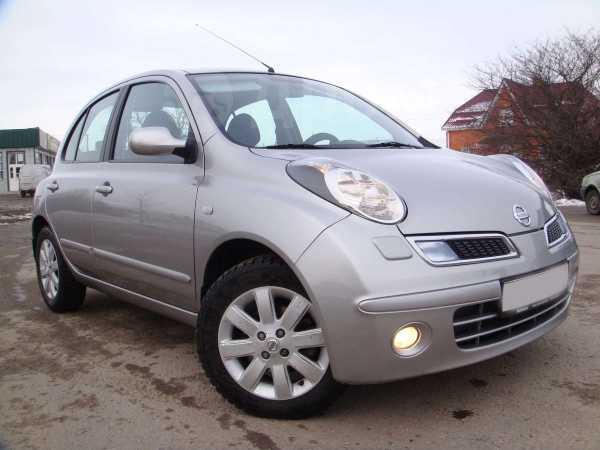 Nissan Micra, 2008 год, 375 000 руб.