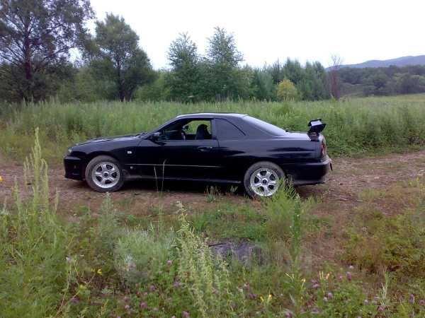 Nissan Skyline, 1999 год, 400 000 руб.