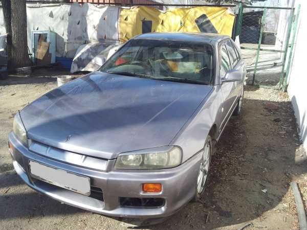 Nissan Skyline, 1998 год, 125 000 руб.