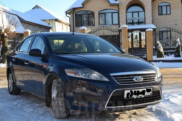 Ford Mondeo, 2010 год, 250 000 руб.