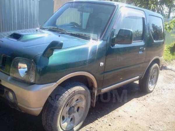 Suzuki Jimny, 2001 год, 175 000 руб.