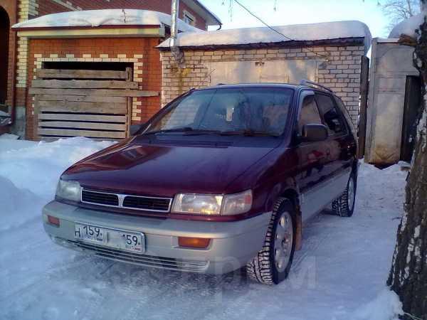 Mitsubishi Chariot, 1993 год, 128 000 руб.