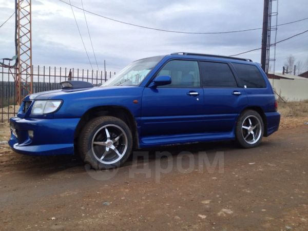 Subaru Forester, 1999 год, 350 000 руб.