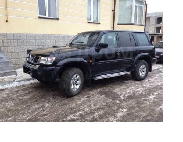 Nissan Patrol, 2001 год, 500 000 руб.
