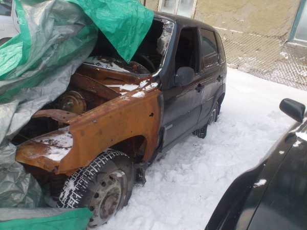 Chevrolet Niva, 2012 год, 120 000 руб.