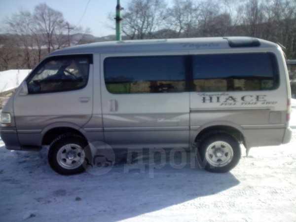 Toyota Hiace, 2000 год, 450 000 руб.
