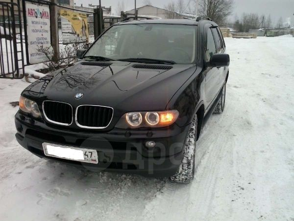 BMW X5, 2005 год, 680 000 руб.