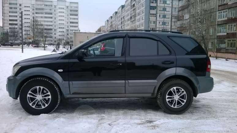 Kia Sorento, 2003 год, 500 000 руб.