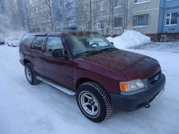 Chevrolet Blazer, 1997 год, 210 000 руб.