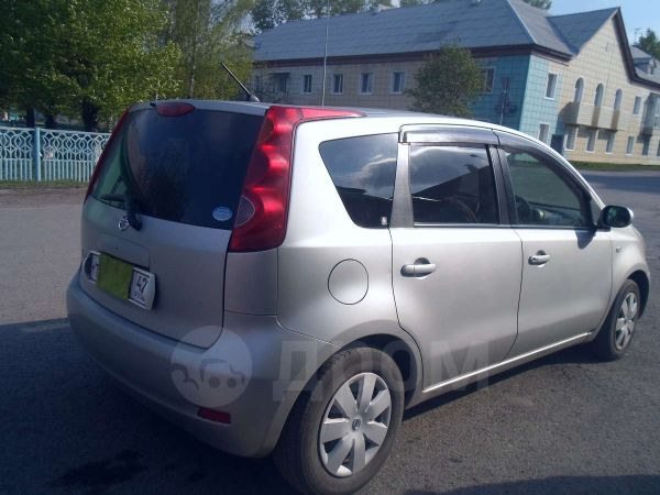 Nissan Note, 2005 год, 265 000 руб.
