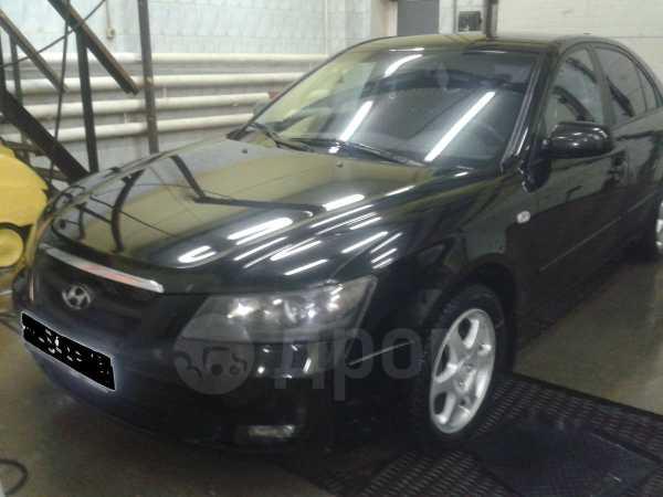 Hyundai NF, 2007 год, 420 000 руб.