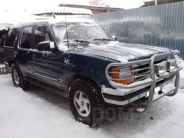 Ford Explorer, 1993 год, 180 000 руб.