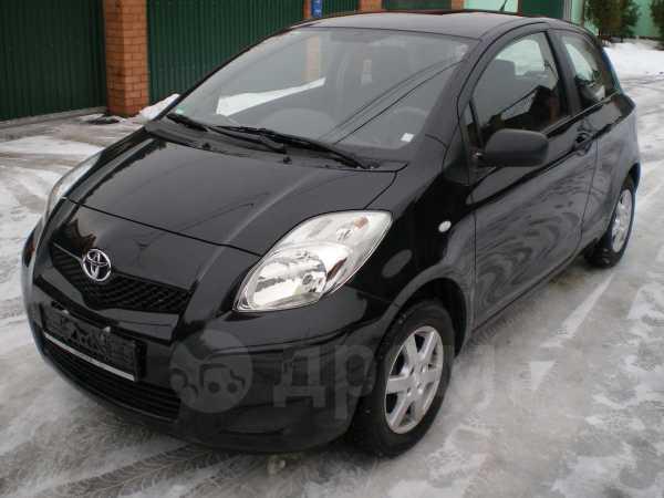 Toyota Yaris, 2009 год, 319 000 руб.