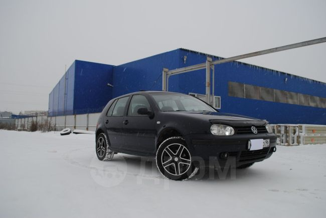 Volkswagen Golf, 2002 год, 259 999 руб.