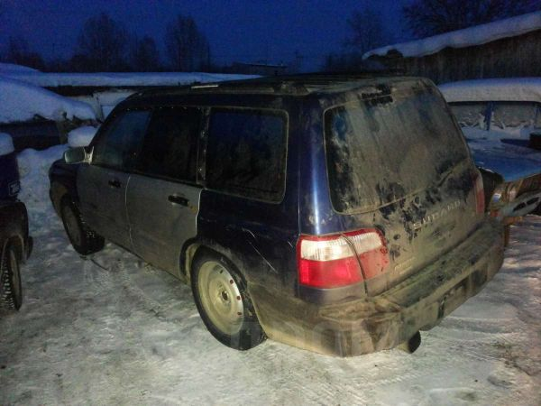 Subaru Forester, 2000 год, 220 000 руб.
