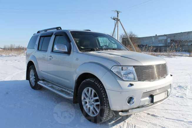 Nissan Pathfinder, 2006 год, 850 000 руб.